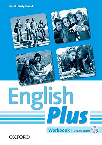 9780194748766: English Plus: 1: Workbook with MultiROM: An English secondary course for students aged 12-16 years.