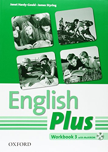 9780194748780: English Plus: 3: Workbook with MultiROM: An English secondary course for students aged 12-16 years