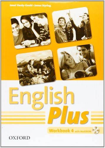 9780194748797: English Plus: 4: Workbook with MultiROM: An English secondary course for students aged 12-16 years.