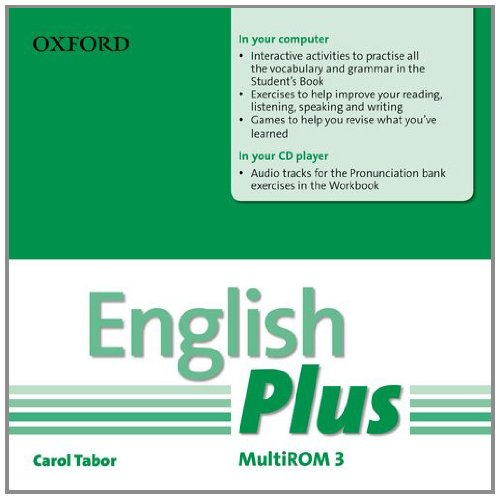 9780194748902: English Plus: 3: Test Bank MultiROM: An English secondary course for students aged 12-16 years