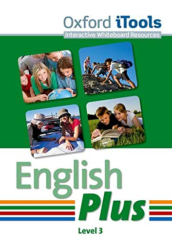 9780194748940: English Plus: 3: iTools: An English secondary course for students aged 12-16 years