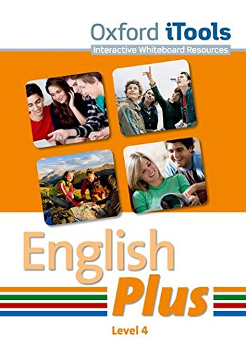9780194748957: English Plus: 4: iTools: An English secondary course for students aged 12-16 years