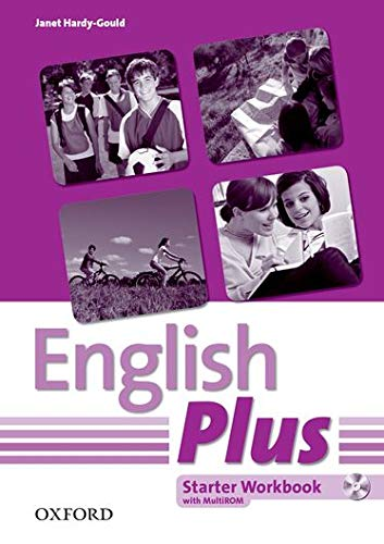 9780194749046: English Plus: Starter: Workbook with MultiROM: Choose to do more