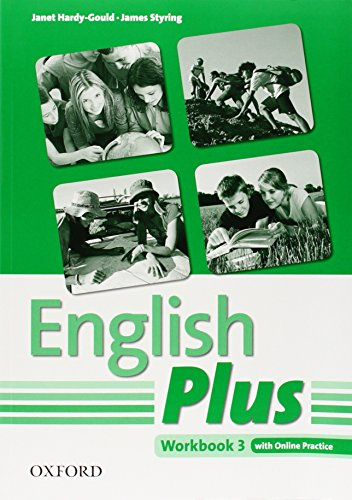 9780194749558: English Plus: 3: Workbook with Online Practice