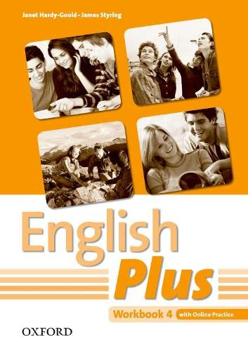 9780194749589: English Plus: 4: Workbook with Online Practice
