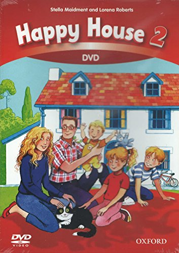 Happy House 3e 2 DVD-rom