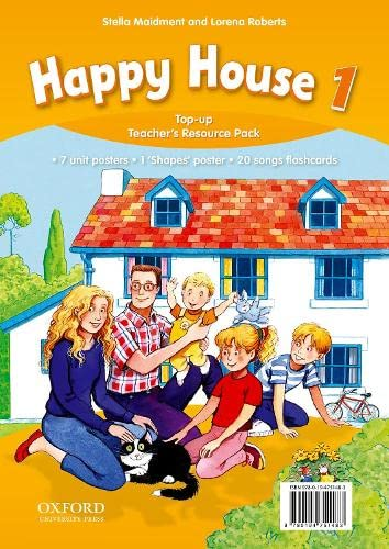 9780194751483: Happy House: 1: Teacher's Resource Pack (New Edition)