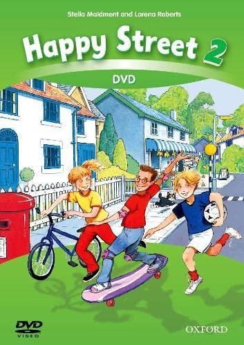 Happy Street: Level 2: Happy Street DVD-ROM