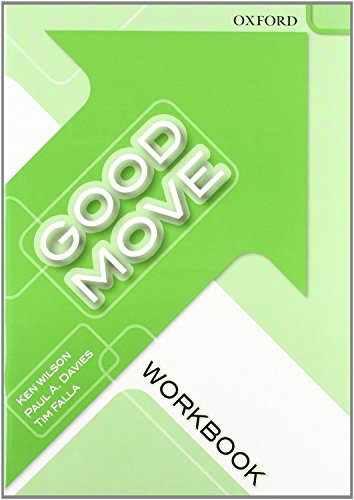 9780194753111: Good Move: Workbook (Spanish) (Good and Smart Move) - 9780194753111