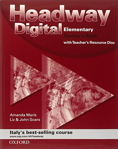 9780194755078: Headway digital elem.teacher