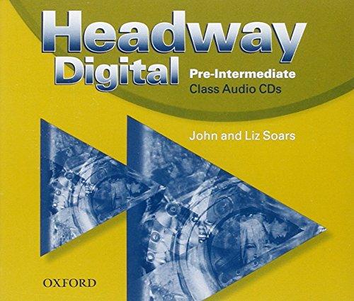9780194755146: Headway digital pre-i.class cd