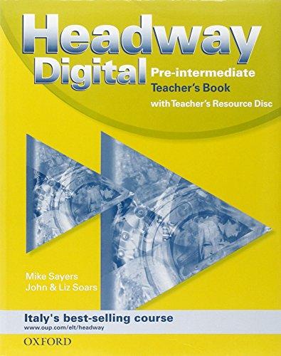 9780194755177: Headway digital pre-i.teacher