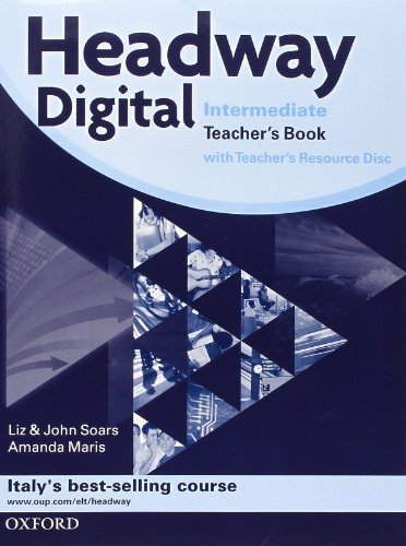 9780194755221: Headway digital. Intermediate. Teacher's pack