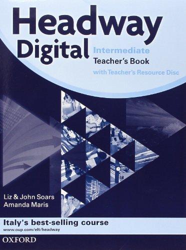 9780194755221: Headway digital. Intermediate. Teacher's pack