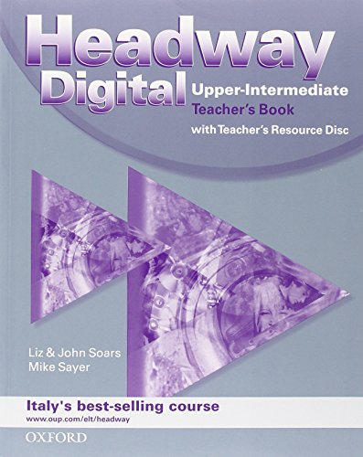9780194755238: Headway digital upper-i teacher pack