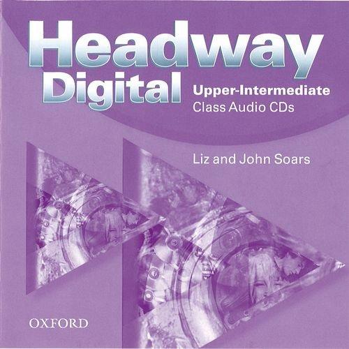 9780194755276: Headway digital upper-i class cd