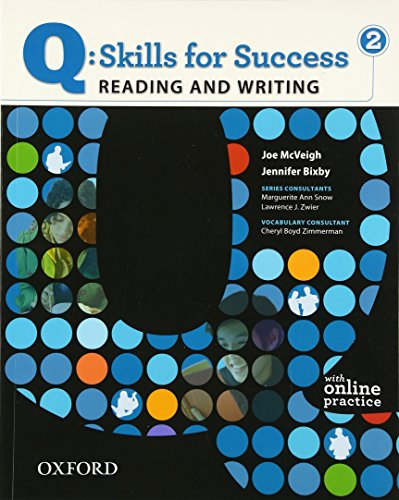 Q SKILLS FOR SUCCESS: READING AND WRITING: JOE MCVEIGH, JENNIFER