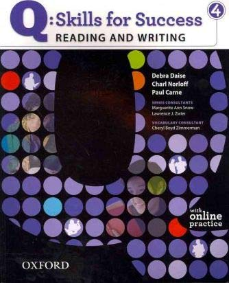 9780194756419: Integrated Skills Reading and Writing Student Book 4