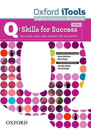 9780194756860: Q Skills for Success: Q Listening & Speaking: Intro iTools