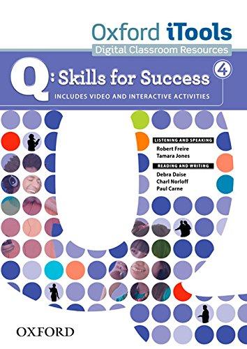 9780194756945: Q Skills for Success Listening & Speaking 4. iTools