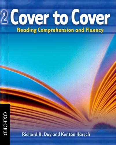 9780194758147: Cover to Cover 2 Student Book: Reading Comprehension and Fluency