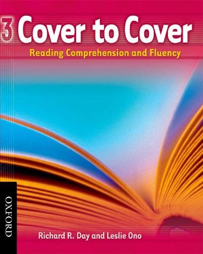 9780194758154: Cover to Cover 3 Student Book: Reading Comprehension and Fluency