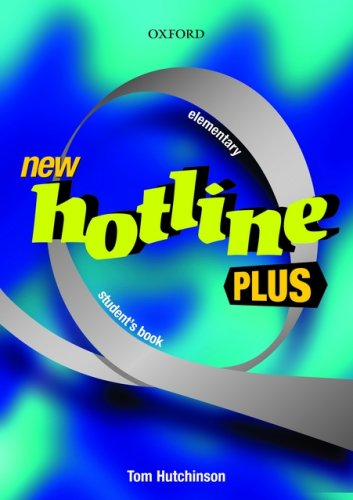 9780194759052: New Hotline Plus: Elementary - Student's Book