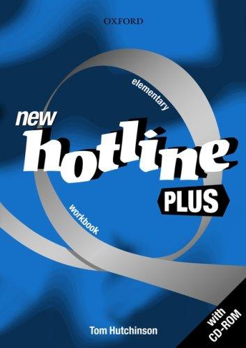 9780194759298: New Hotline Plus: Elementary - Workbook