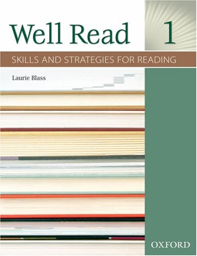 9780194761000: Well Read 1 Student Book: Skills and Strategies for Reading