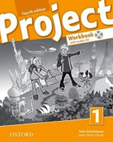 9780194762885: Project: 1: Workbook with Audio CD and Online Practice
