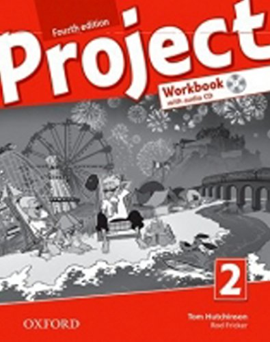9780194762908: Project: Level 2: Workbook with Audio CD and Online Practice