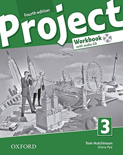 9780194762922: Project: Level 3: Workbook with Audio CD and Online Practice