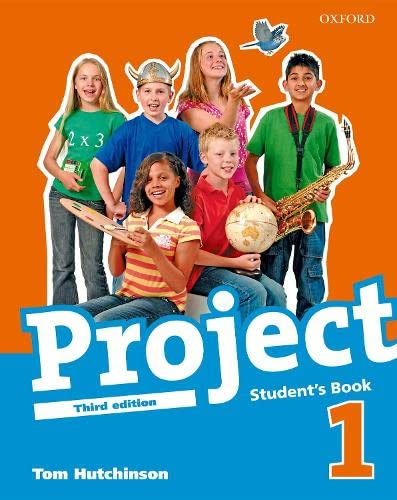 9780194763004: Project. Student's book. Per la Scuola media: Project 1: Student's Book 3rd Edition (Project Third Edition) - 9780194763004