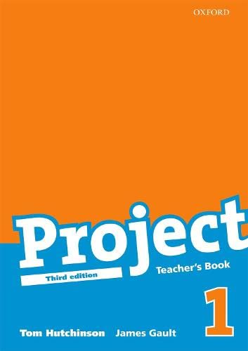 9780194763028: Project 1 Third Edition: Teacher's Book