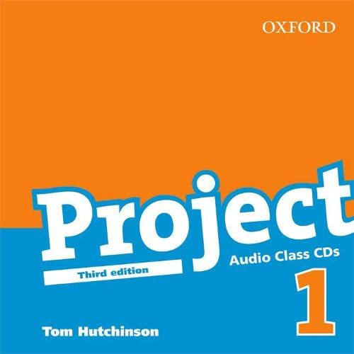 9780194763042: Project 1 Third Edition: Project 1: Class CD Edition 2008: Class Audio CDs Level 1 (Project Third Edition) - 9780194763042