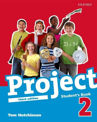 9780194763059: Project 2 Third Edition: Student's Book