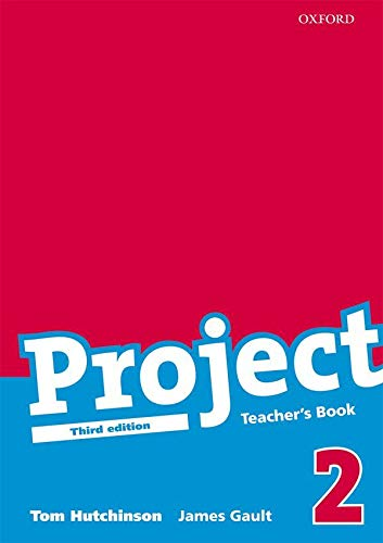 9780194763073: Project 2: Teacher's Book