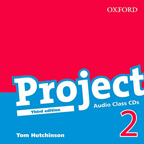 9780194763097: Project 2 Third Edition: Project 2: Class CD Edition 2008: Class Audio CDs Level 2 (Project Third Edition)