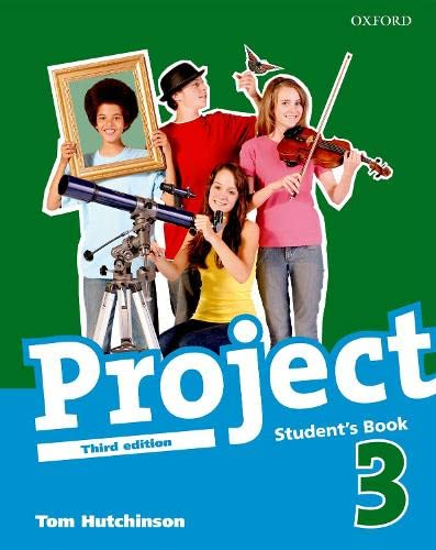 9780194763103: Project. Student's book. Per la Scuola media: Project 3: Student's Book 3rd Edition (Project Third Edition)