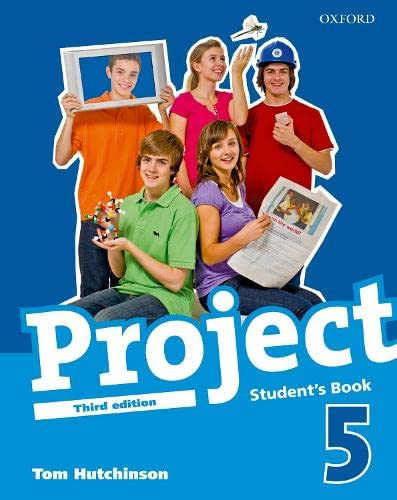 9780194763202: Project 5 Third Edition: Student's Book