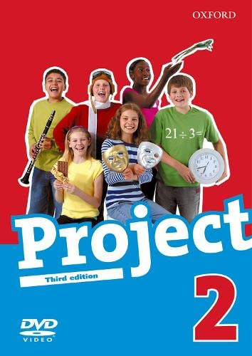 9780194763332: Project 2 Third Edition: Project 2: Class DVD Edition 2008: Level 2 (Project Third Edition)