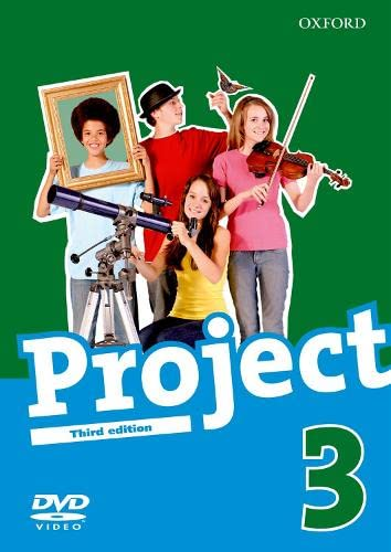 9780194763349: Project 3 Third Edition: Project 3: Class DVD Edition 2008: Level 3 (Project Third Edition)