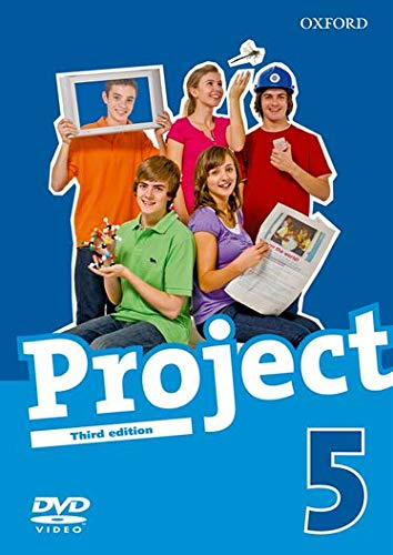 9780194763363: Project 5 Third Edition: Culture DVD 5: A DVD with more Culture content for the Project third edition course