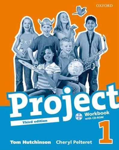 9780194763387: Project. Workbook. Per la Scuola media. Con CD-ROM: Project 1: Workbook Pack 3rd Edition (Project Third Edition)