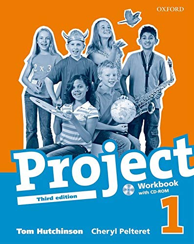 9780194763387: Project. Workbook. Per la Scuola media. Con CD-ROM: 1