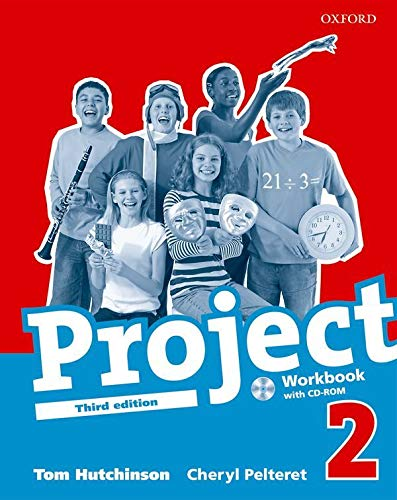9780194763394: Project. Workbook. Per la Scuola media. Con CD-ROM: Project: 2: Workbook Pack 3rd Edition (Project Third Edition) - 9780194763394