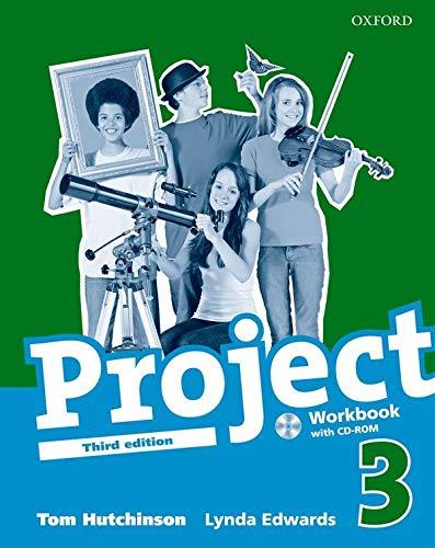 9780194763400: Project. Workbook. Per la Scuola media. Con CD-ROM: 3