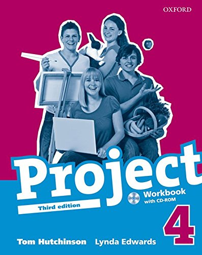 9780194763417: Project. Workbook. Per la Scuola media. Con CD-ROM: Project 4: Workbook Pack 3rd Edition (Project Third Edition)