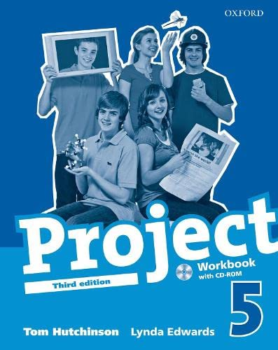 9780194763424: Project: 5 Third Edition: Workbook Pack