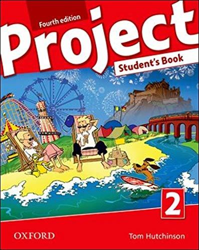 9780194764568: Project 4th. Student's book. Con espansione online. Per la Scuola media: 2